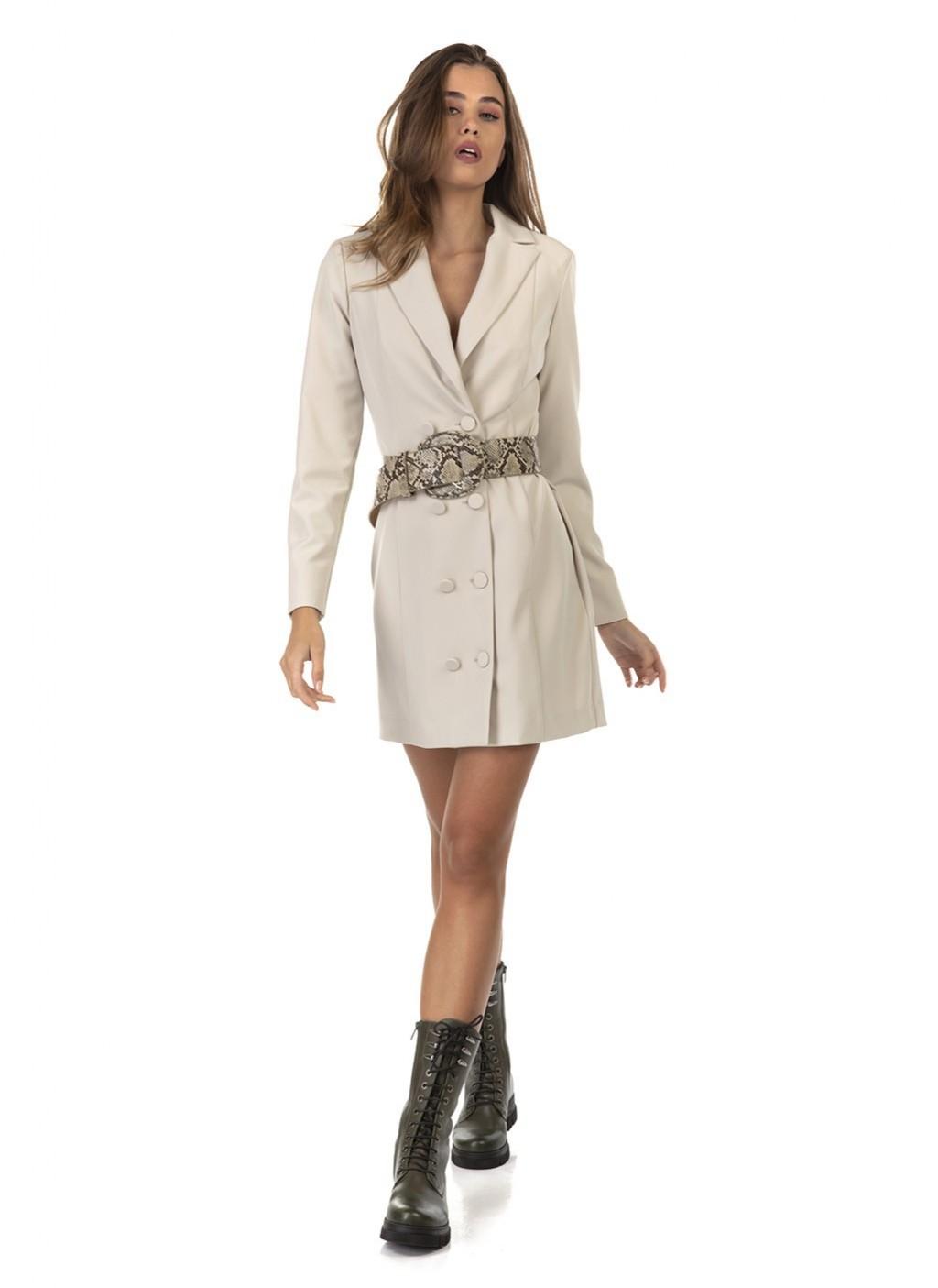 Φόρεμα κοντό σταυρωτό...